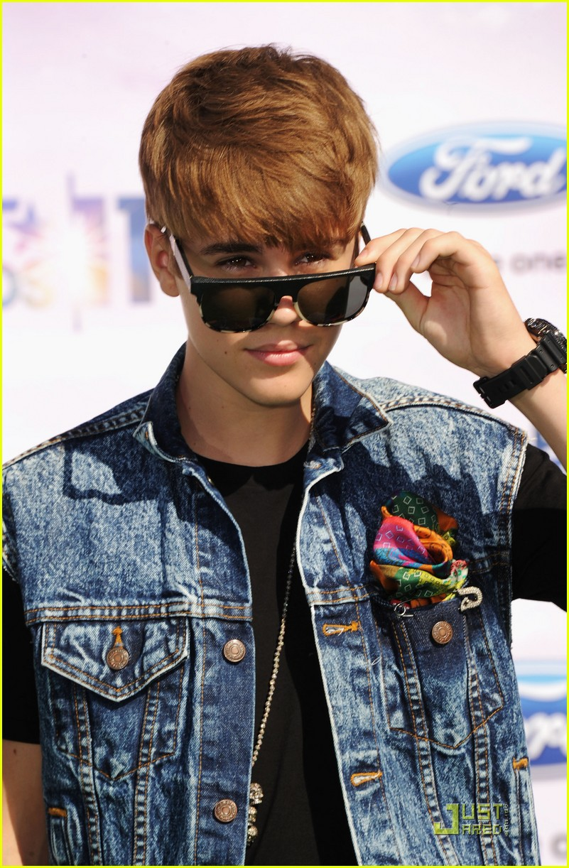 justin bieber bet awards 08