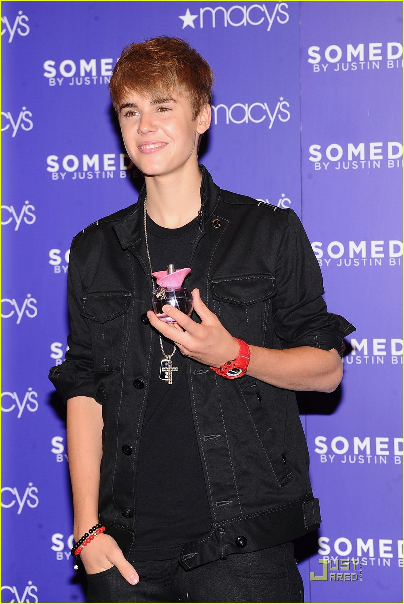 justin bieber someday launch 12