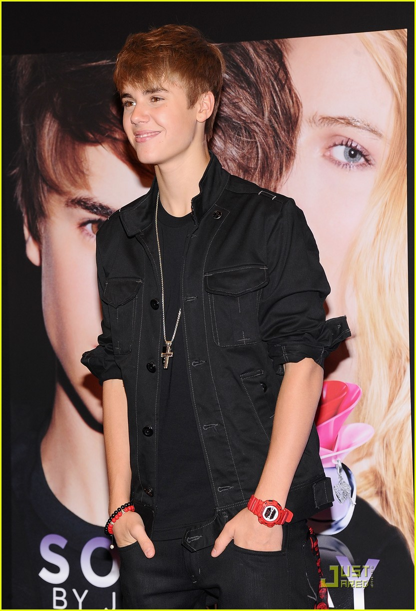 justin bieber someday launch 15