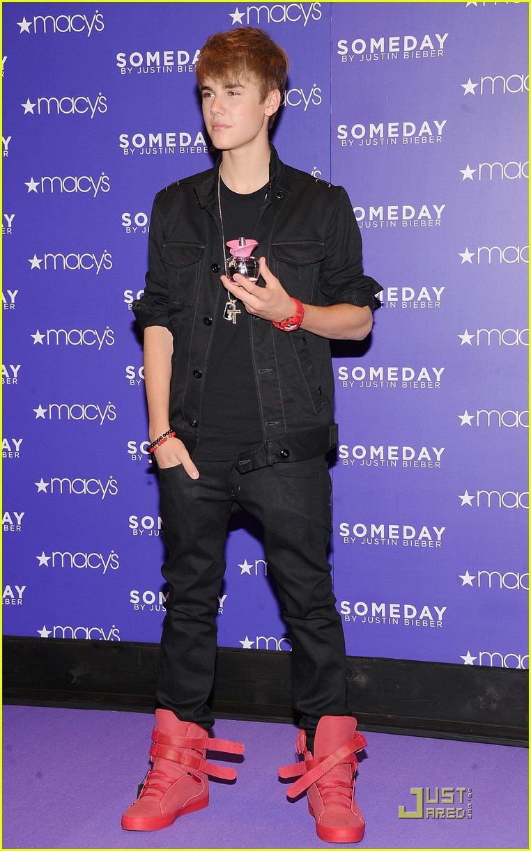 justin bieber someday launch 16