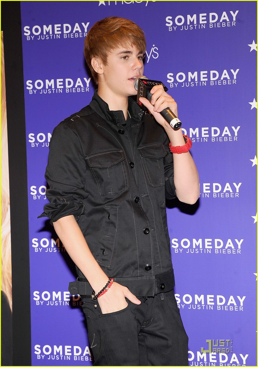 justin bieber someday launch 17