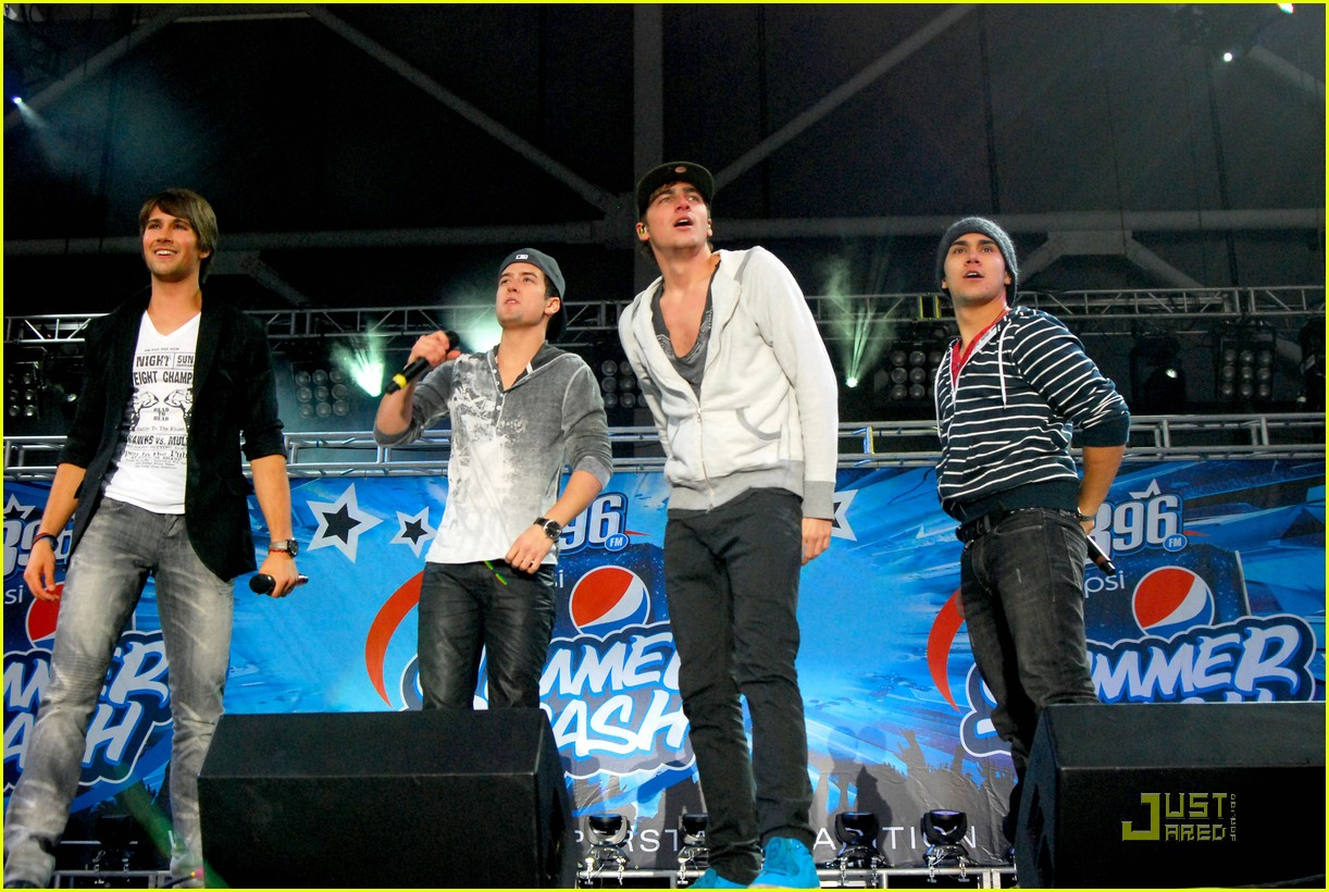 big time rush b96 summer bash 02