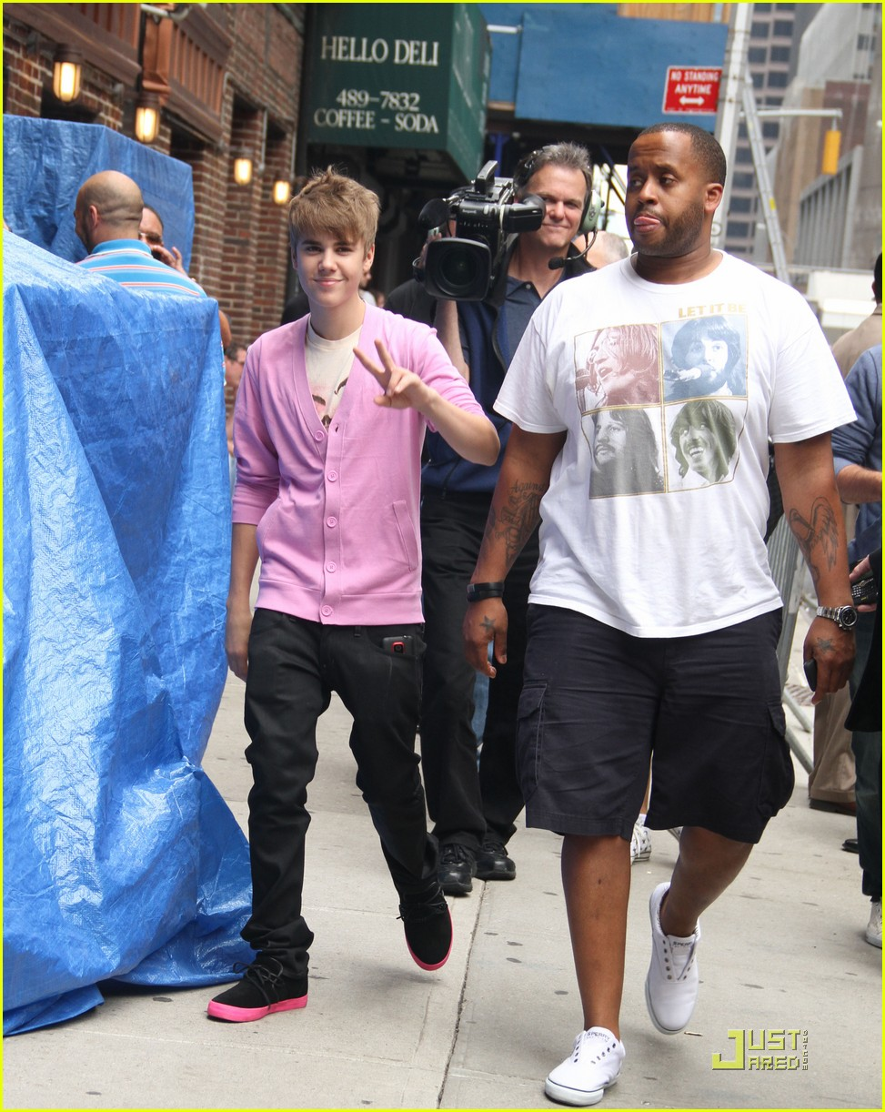 justin bieber top ten letterman 02