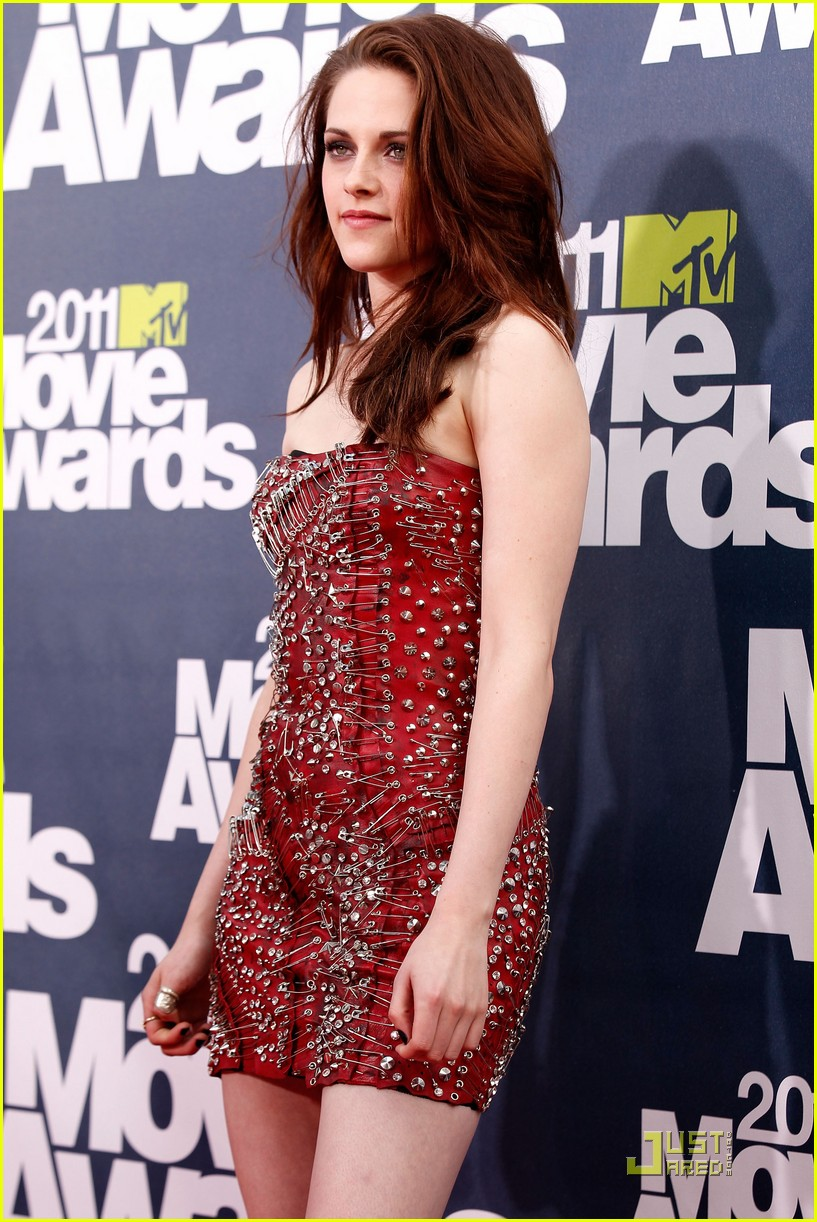 kristen stewart mtv awards 09