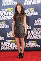 Lily-mtv lily collins mtv movie awards 05