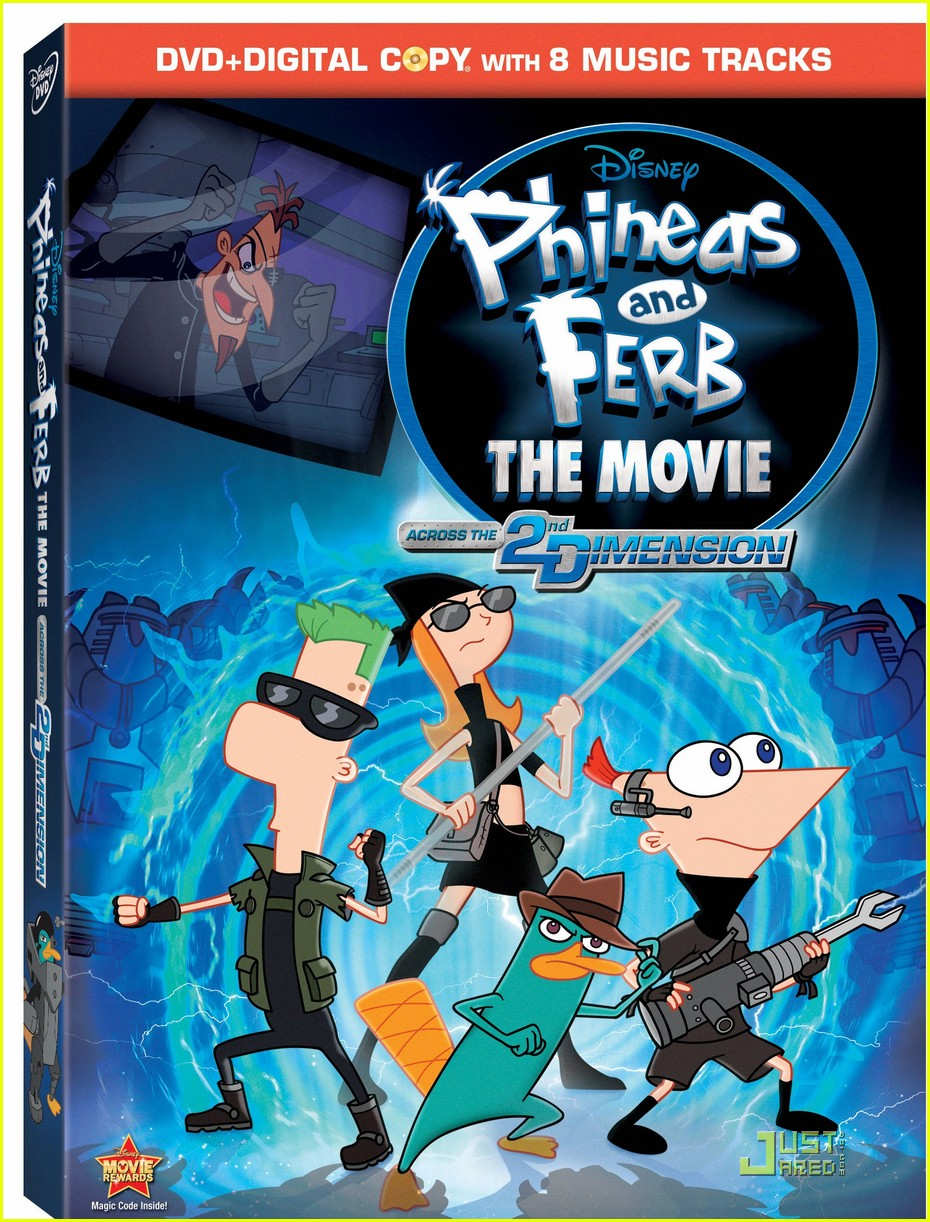 phineas ferb 2nd dimension 03