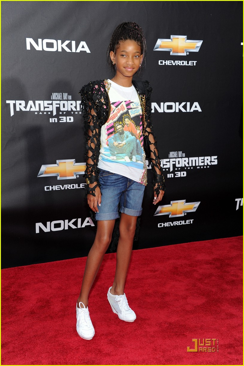 willow smith transformers 12