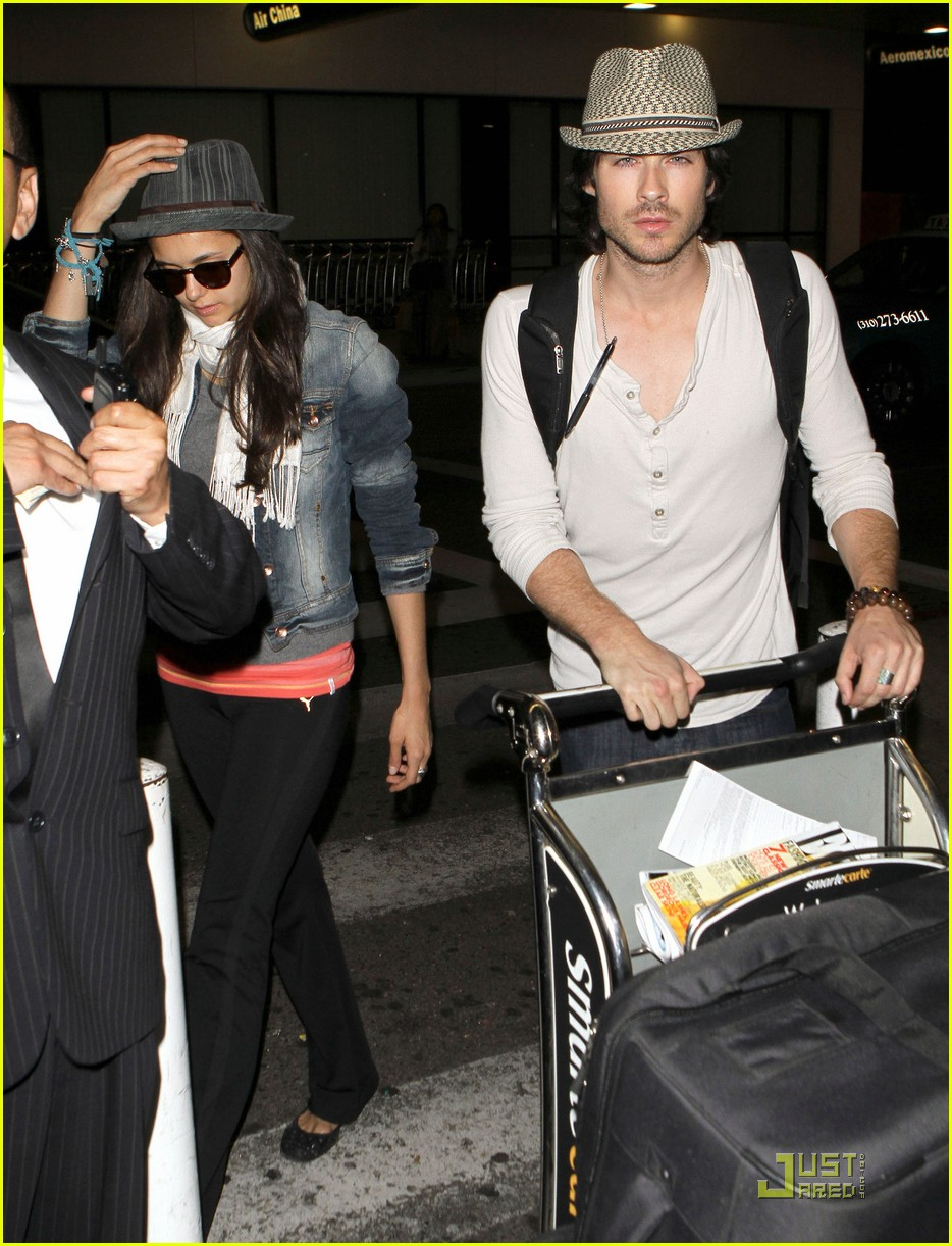 nina dobrev ian somerhalder lax 10