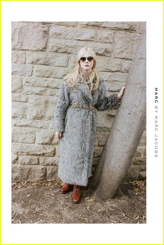 elle fanning marc jacobs ads 01