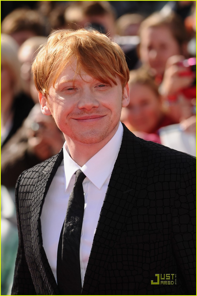 rupert grint hp premiere 13
