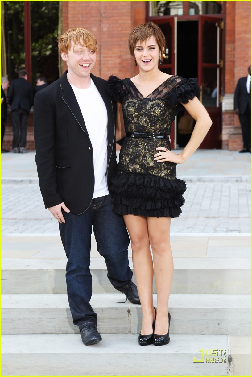 emma watson rupert grint photocall 27