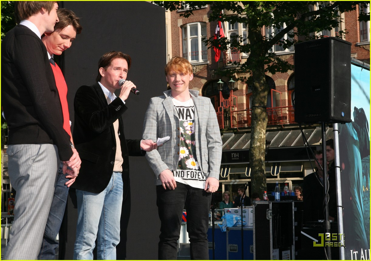 rupert grint hp holland 09