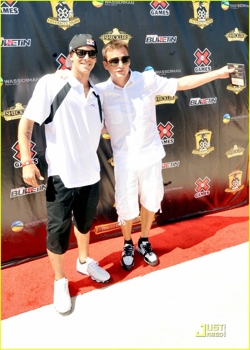 ryan sheckler golf xgames 01