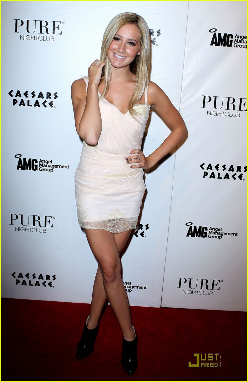 ashley tisdale pure party 25