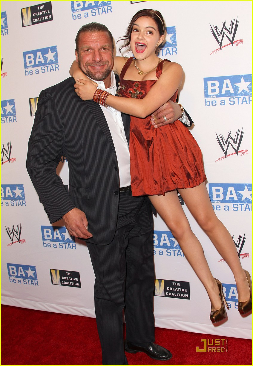 ariel winter triple h star alliance 10