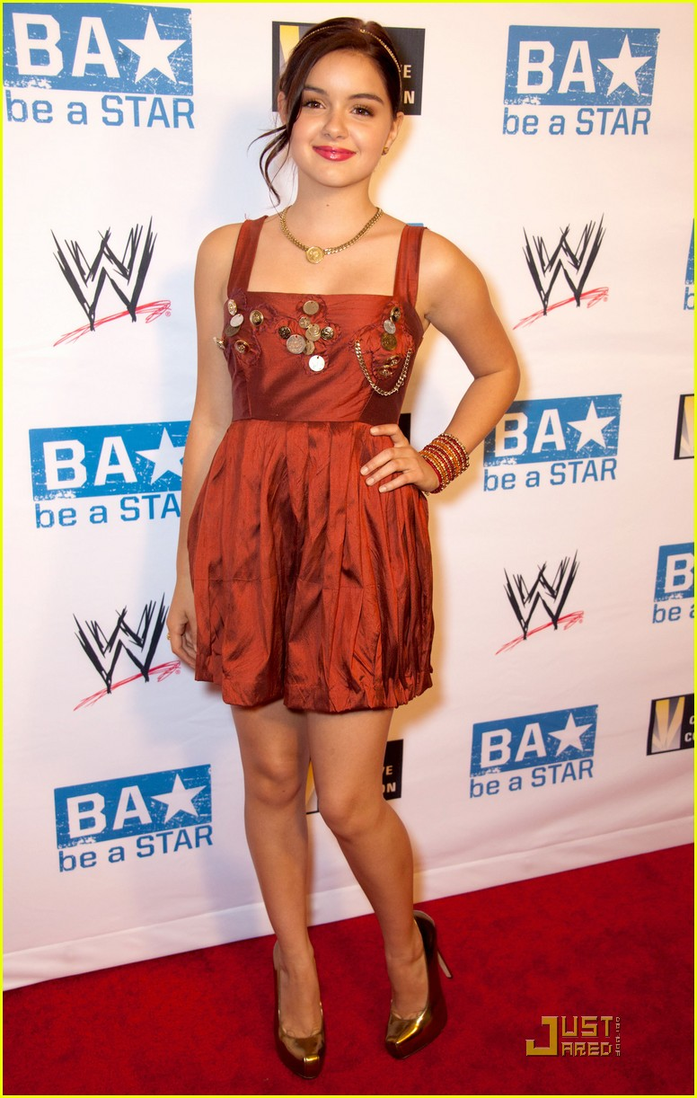 ariel winter triple h star alliance 14