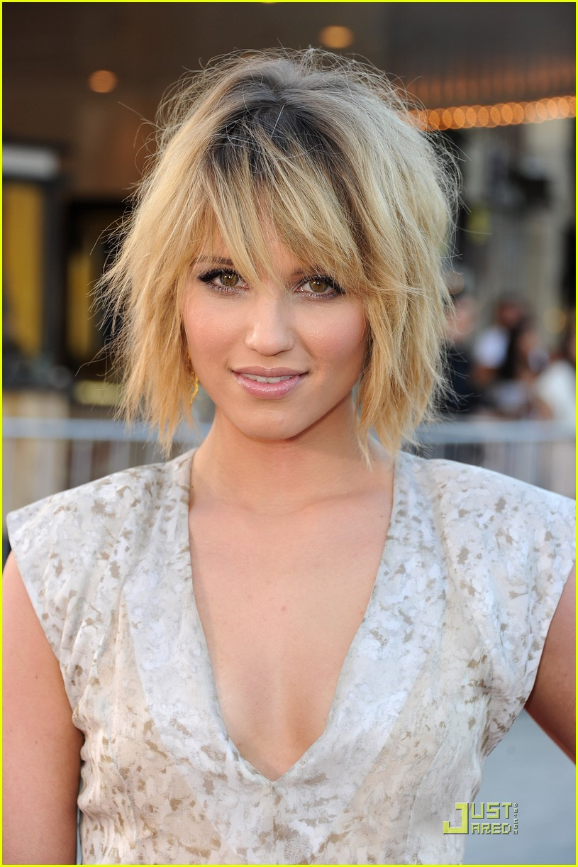 dianna agron glee premiere 12