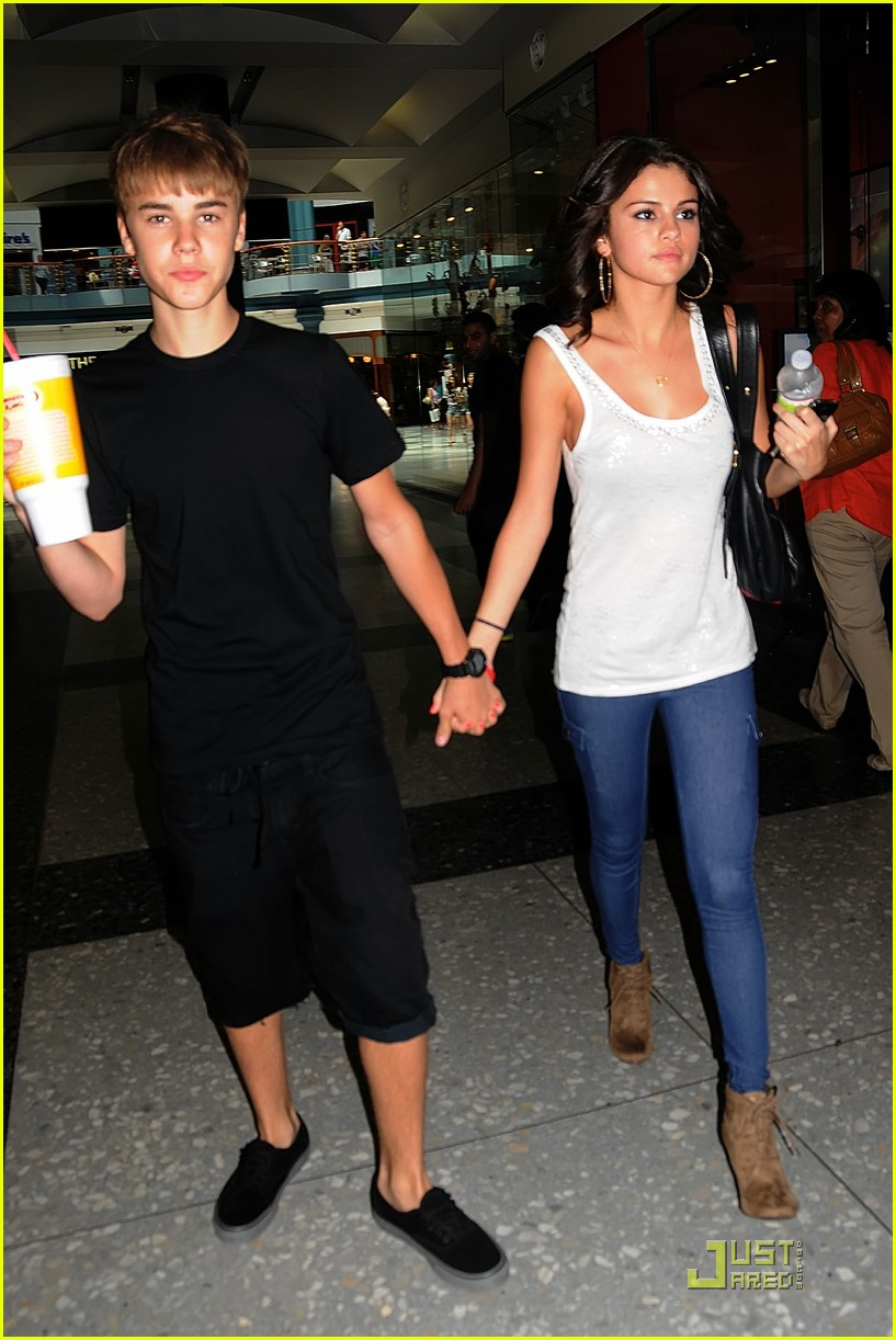 selena gomez justin bieber smoothie king sweeties 01