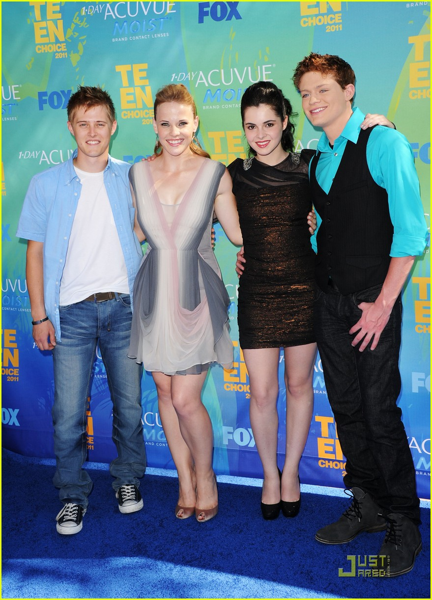 katie leclerc teen choice awards 05