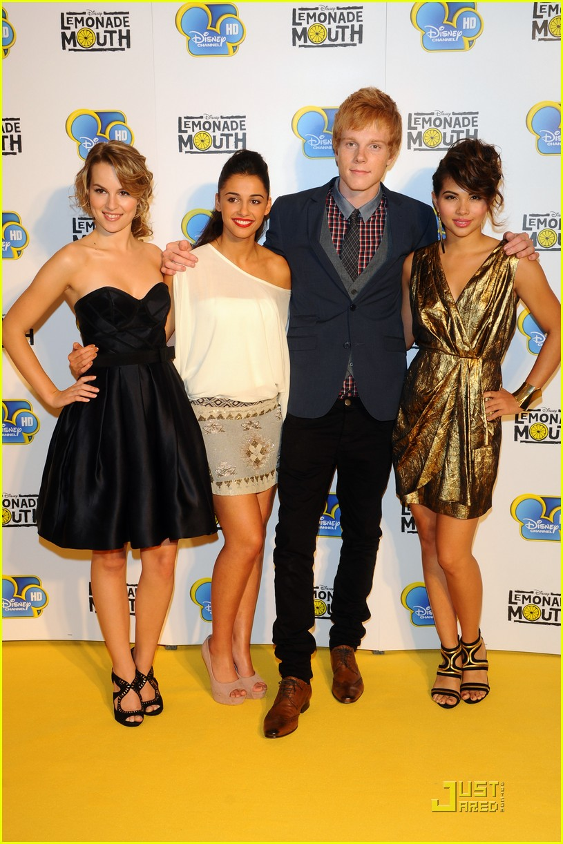 lemonade mouth london 13