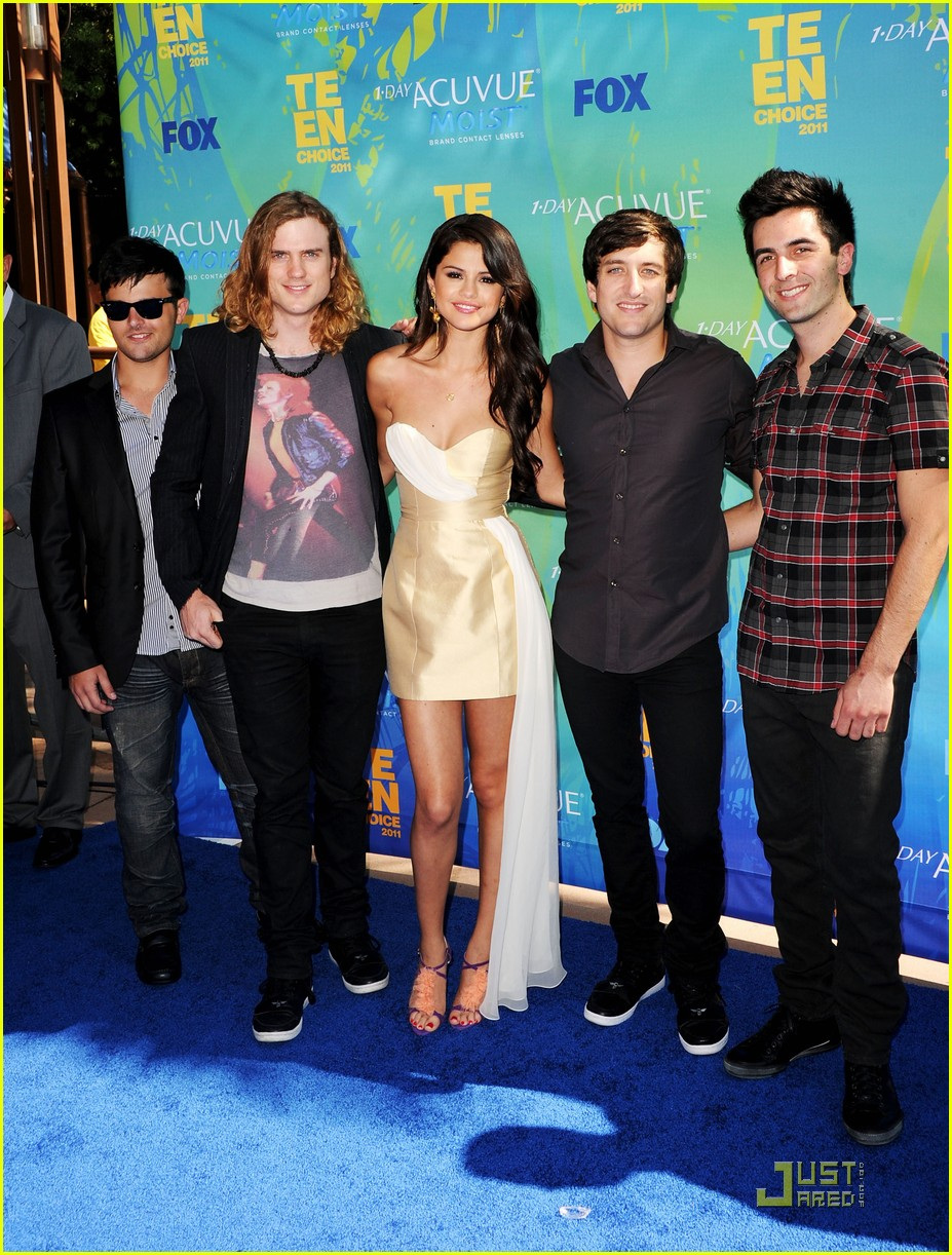 selena gomez teen choice awards 06