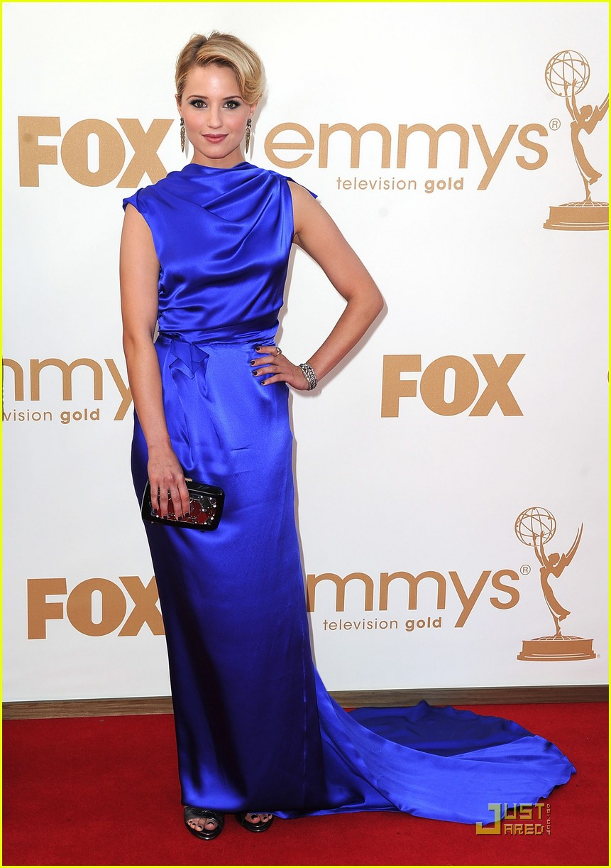 dianna agron emmy awards 01