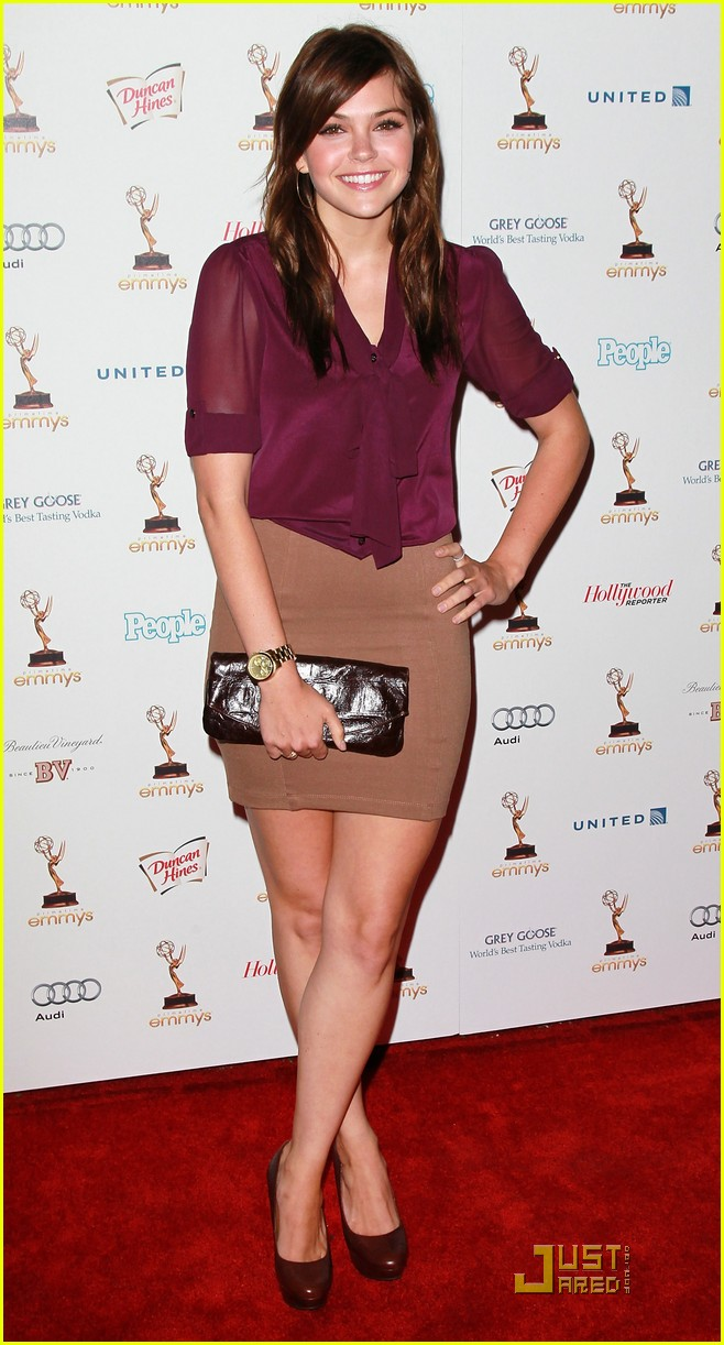 aimee teegarden emmy parties 23