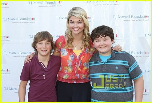 stefanie scott jake short tj 11