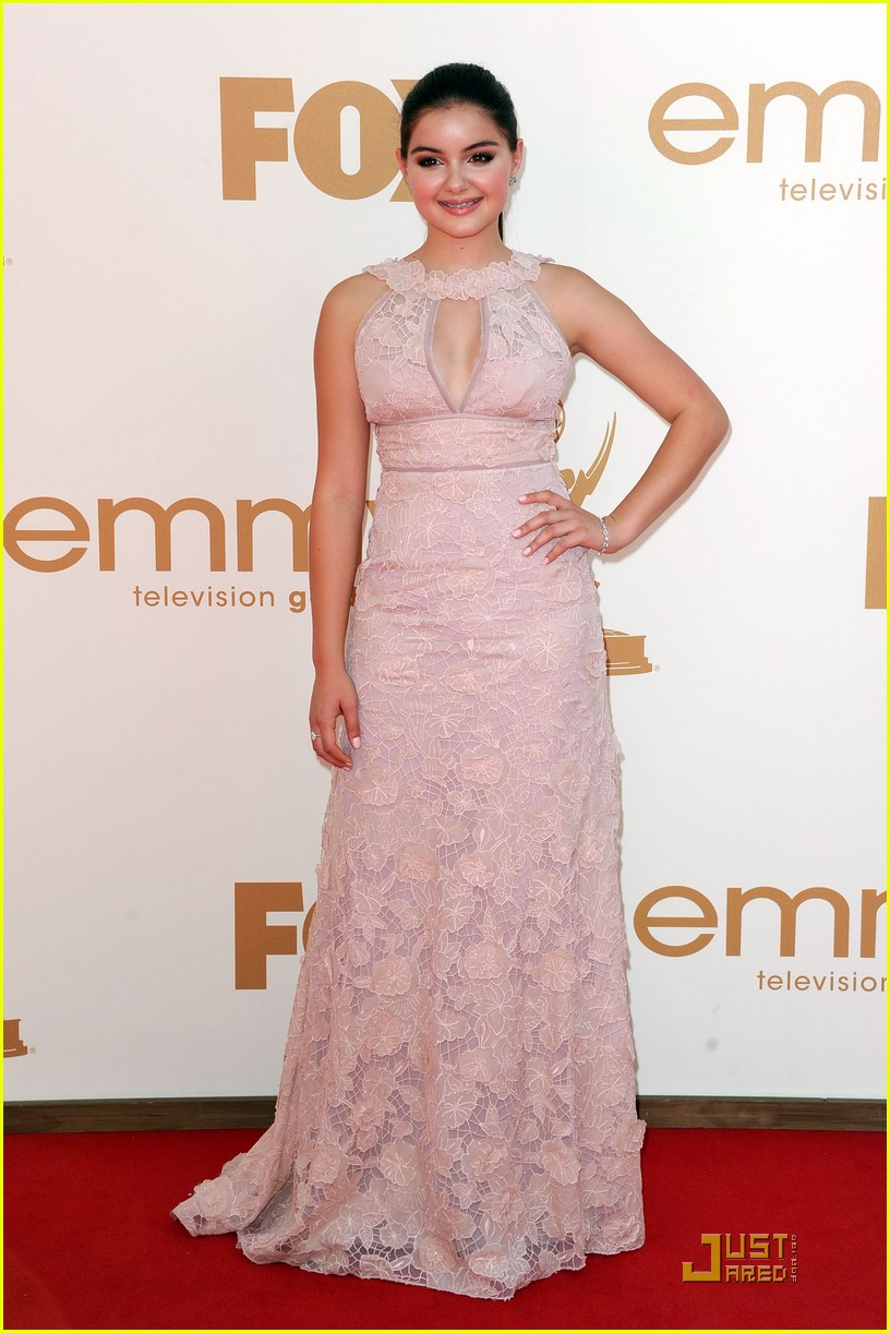 ariel winter nolan gould emmy awards 02
