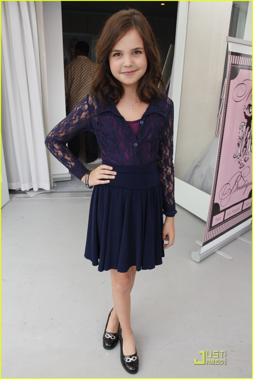 bailee madison poy women luncheon 05