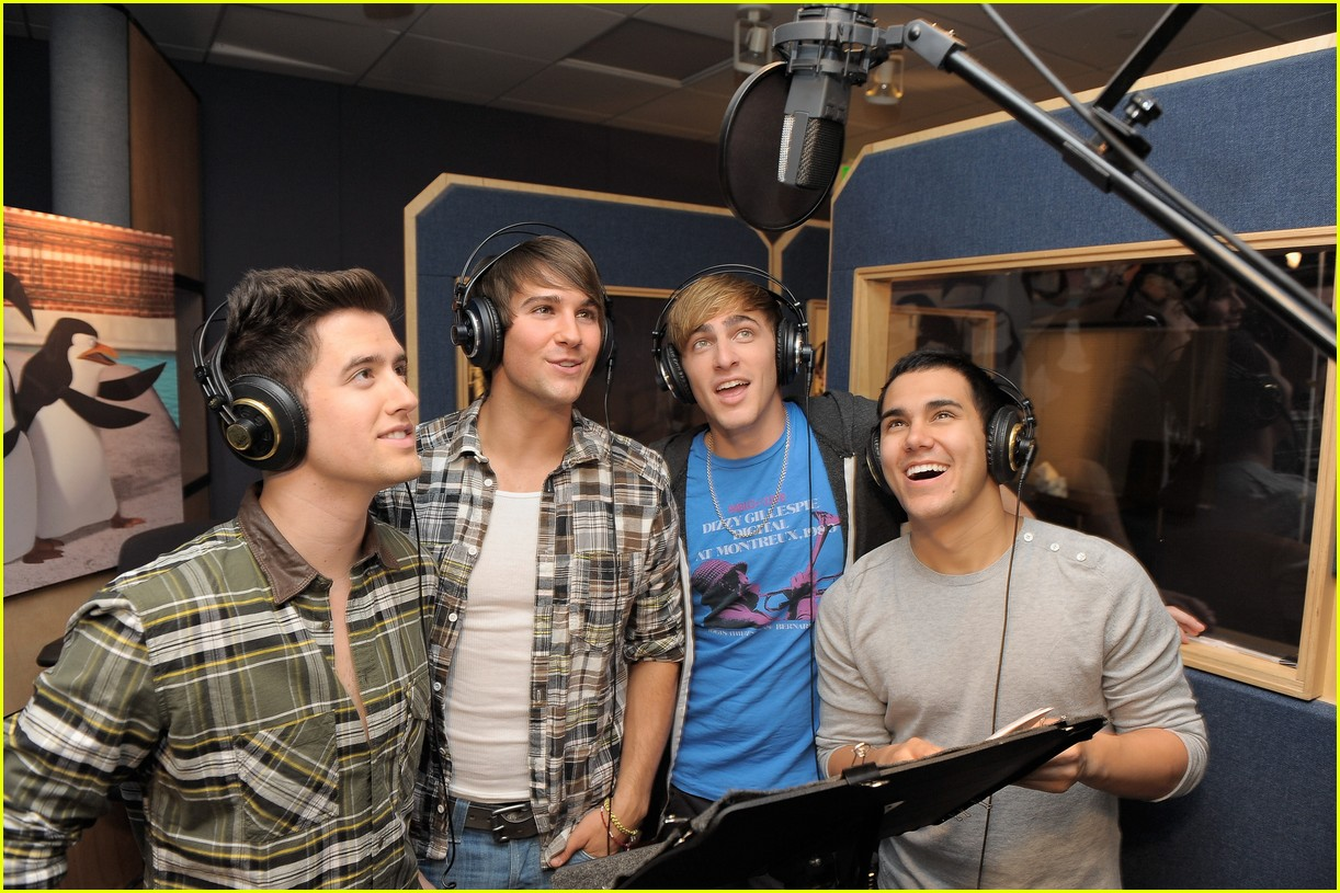 big time rush penguins 04