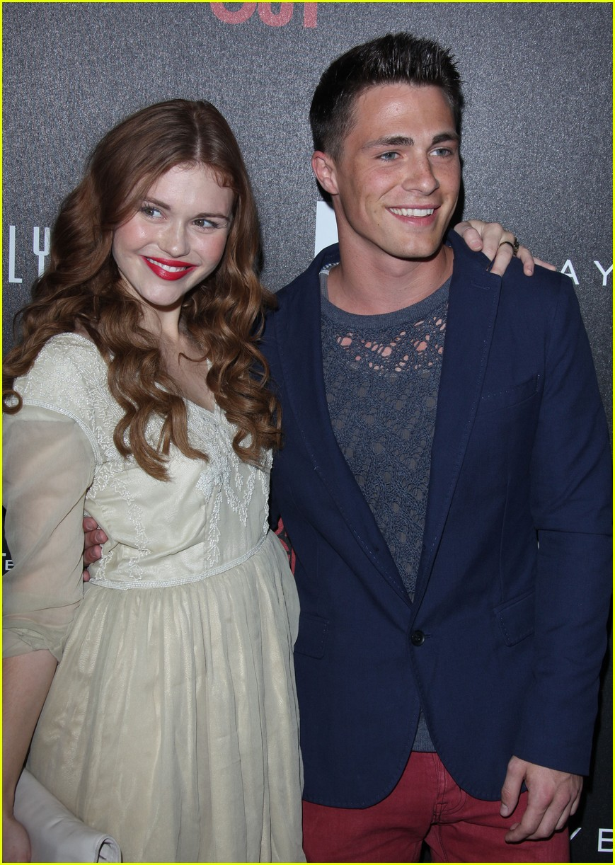 colton haynes holland fno 03