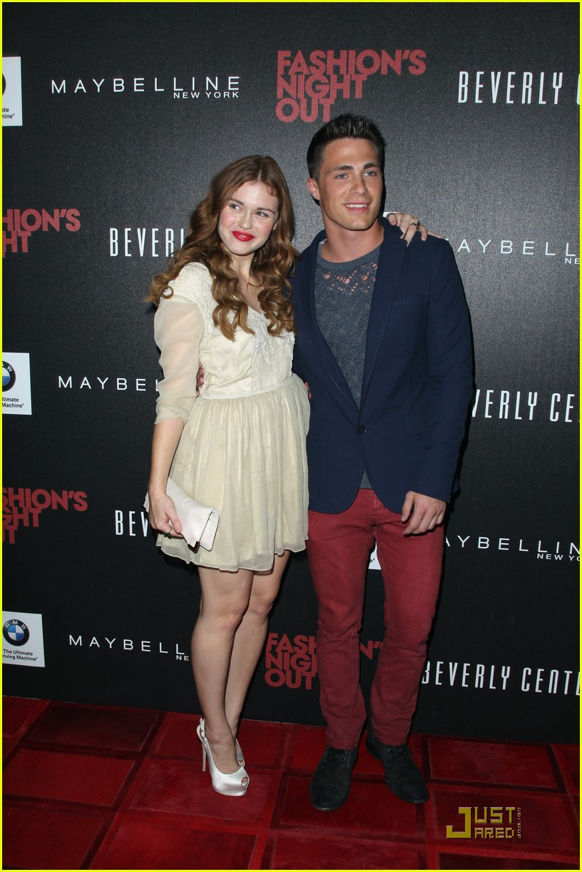 colton haynes holland fno 13