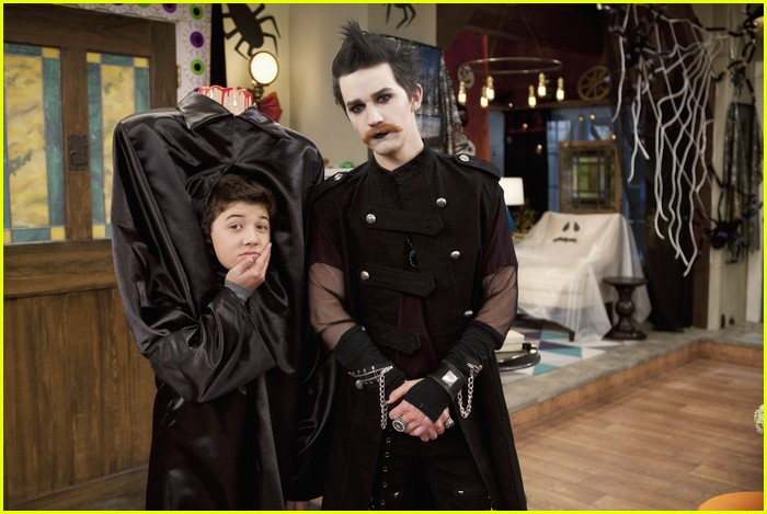 jason dolley goth halloween 14
