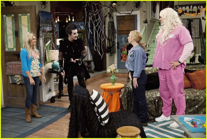 jason dolley goth halloween 16