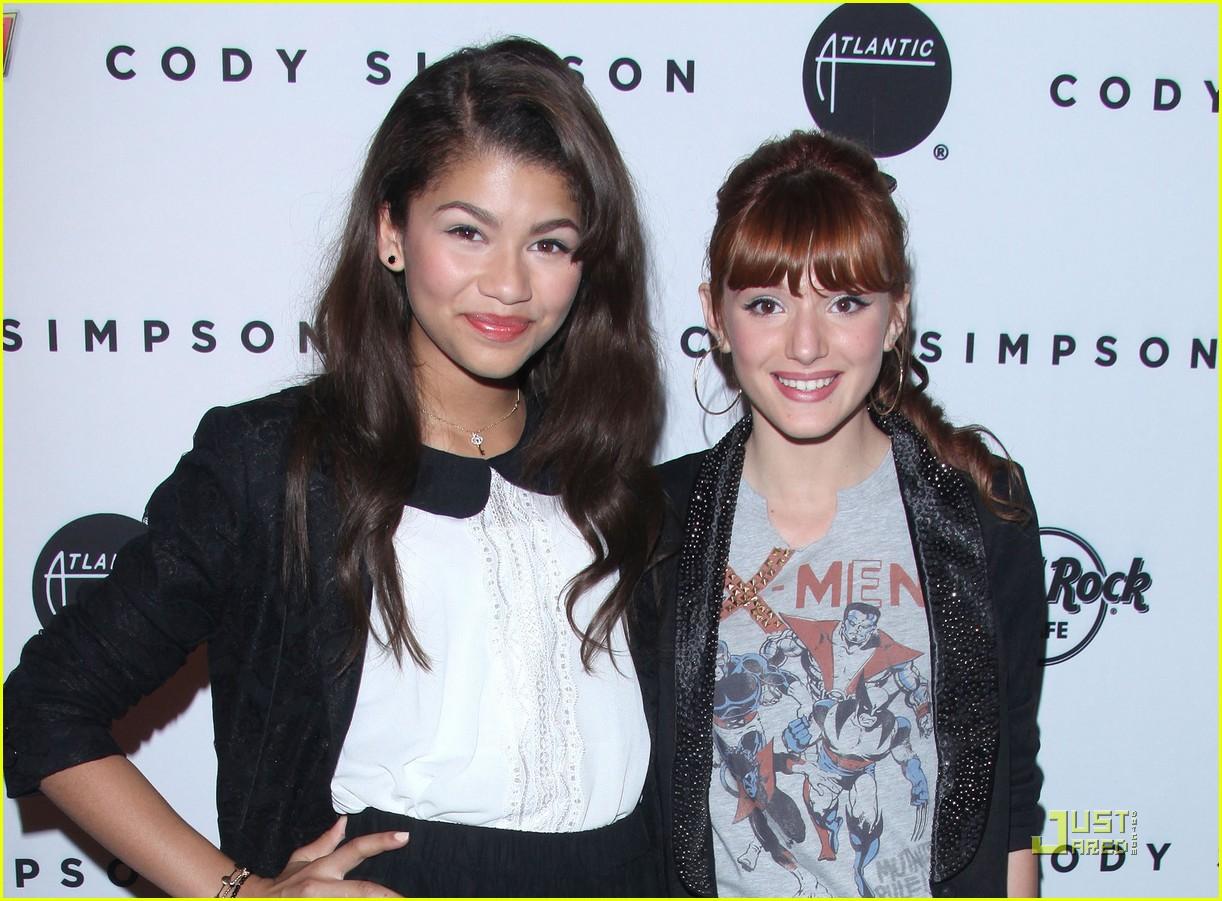 Hailee Steinfeld: Cody Simpson Release Party! | hailee steinfeld cody ...