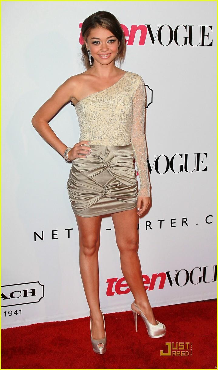 Sarah Hyland: Teen Vogue Young Hollywood Party | Photo 438387 ...