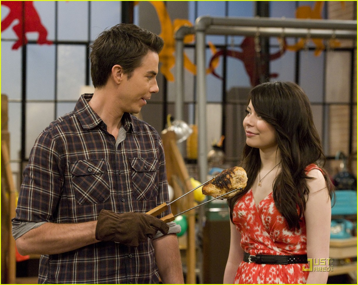 from Walter icarly dating freddie