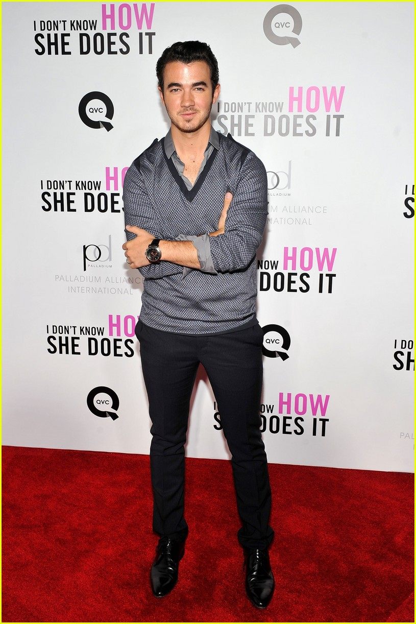 kevin danielle jonas dont know premiere 12
