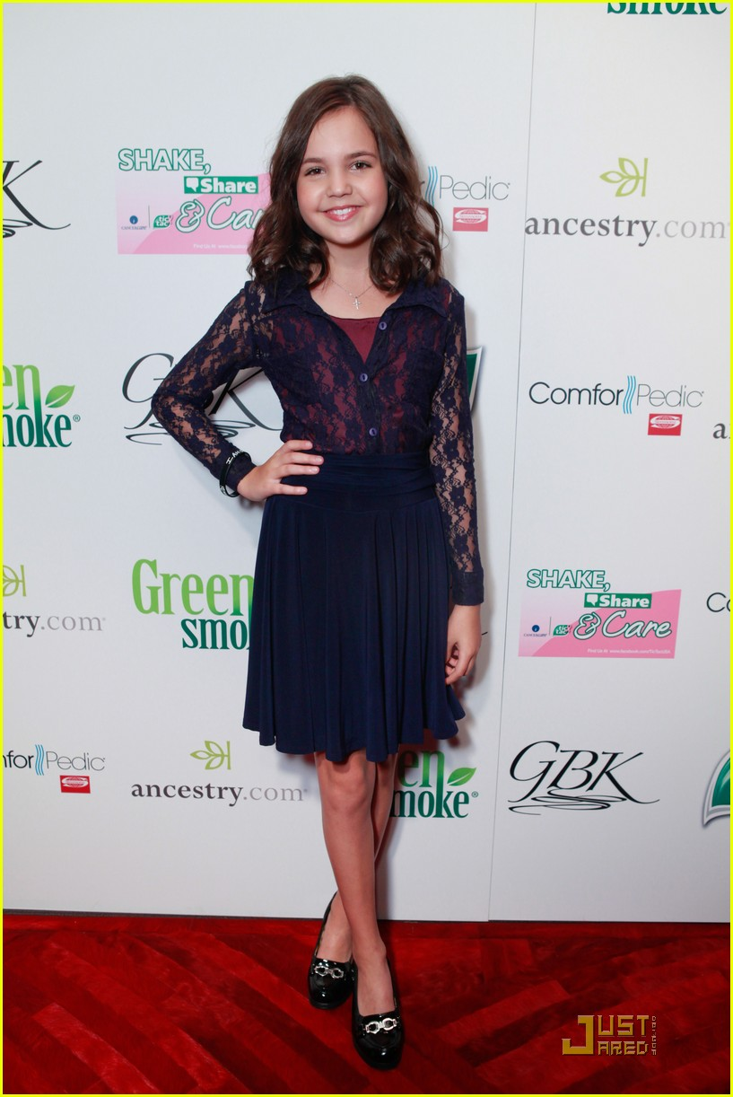 bailee madison cancer care 02