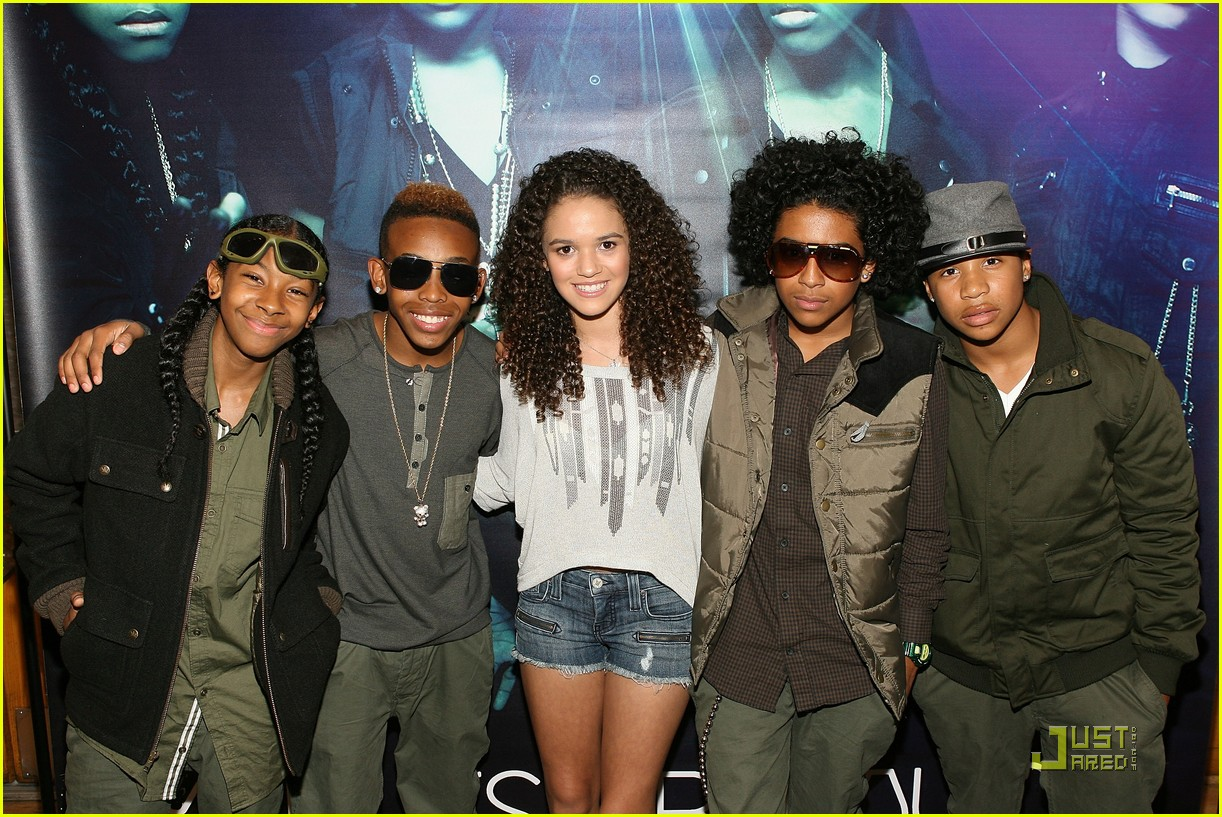 mindless behavior hard rock 27