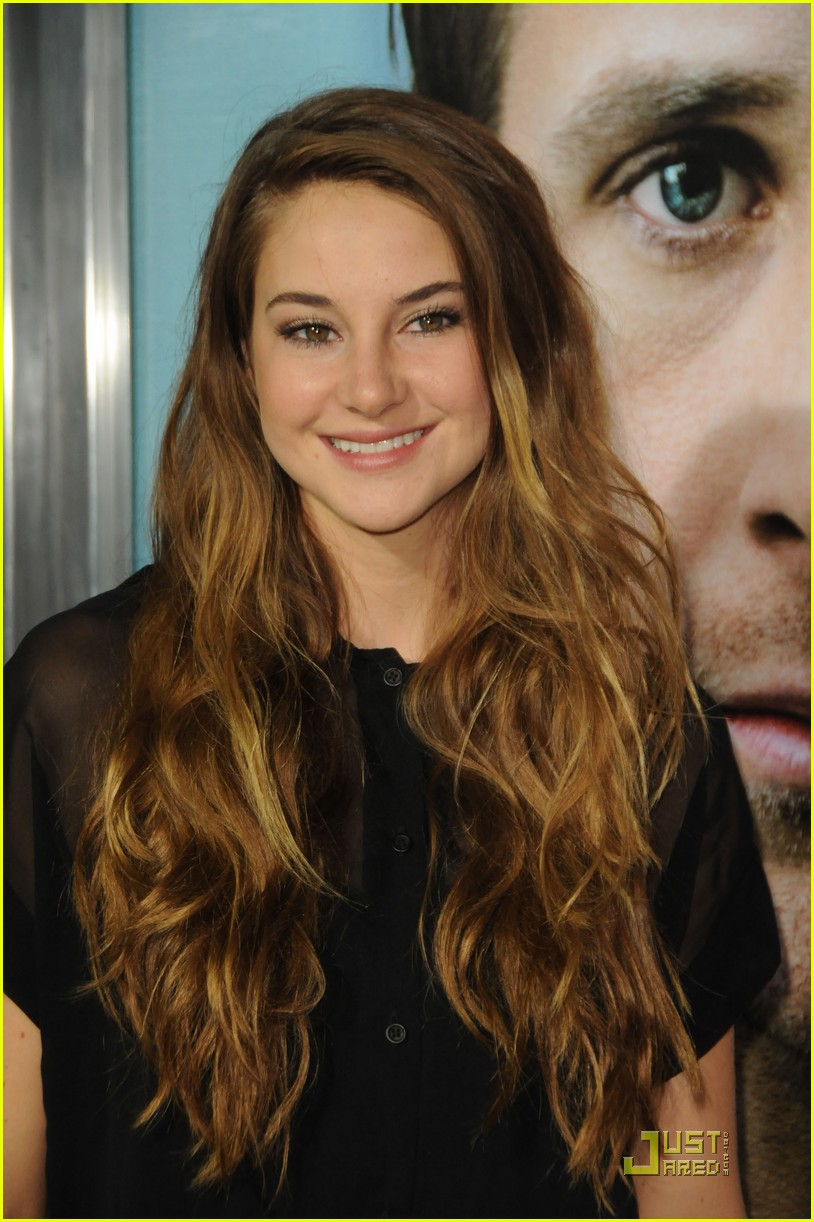 shailene woodley ides march 11