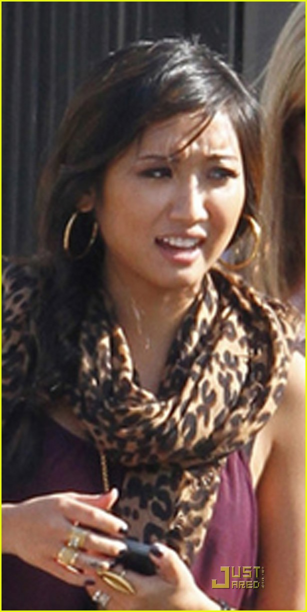 brenda song cyrus family 02