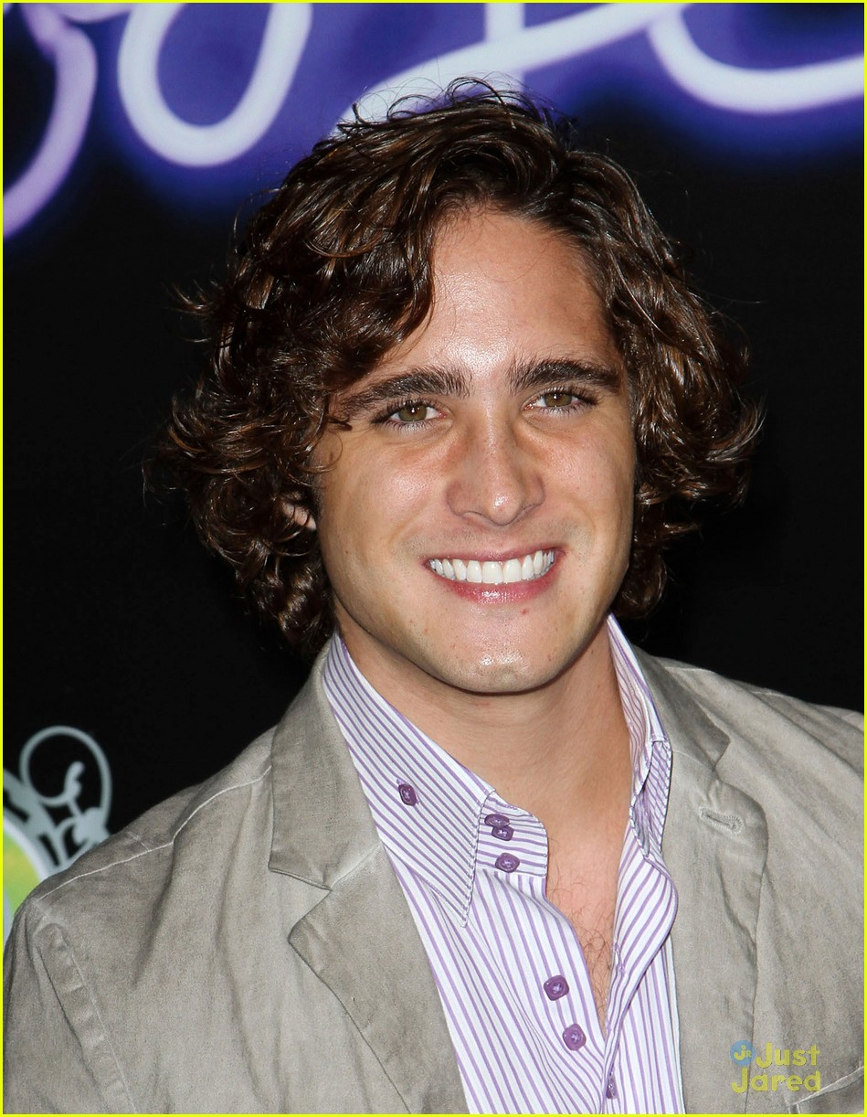 diego boneta footloose premiere 10