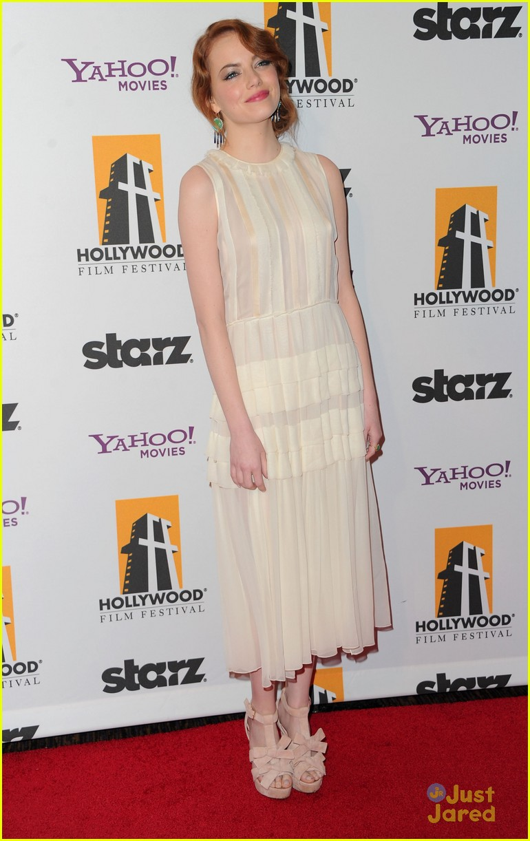 emma stone hollywood film awards 10