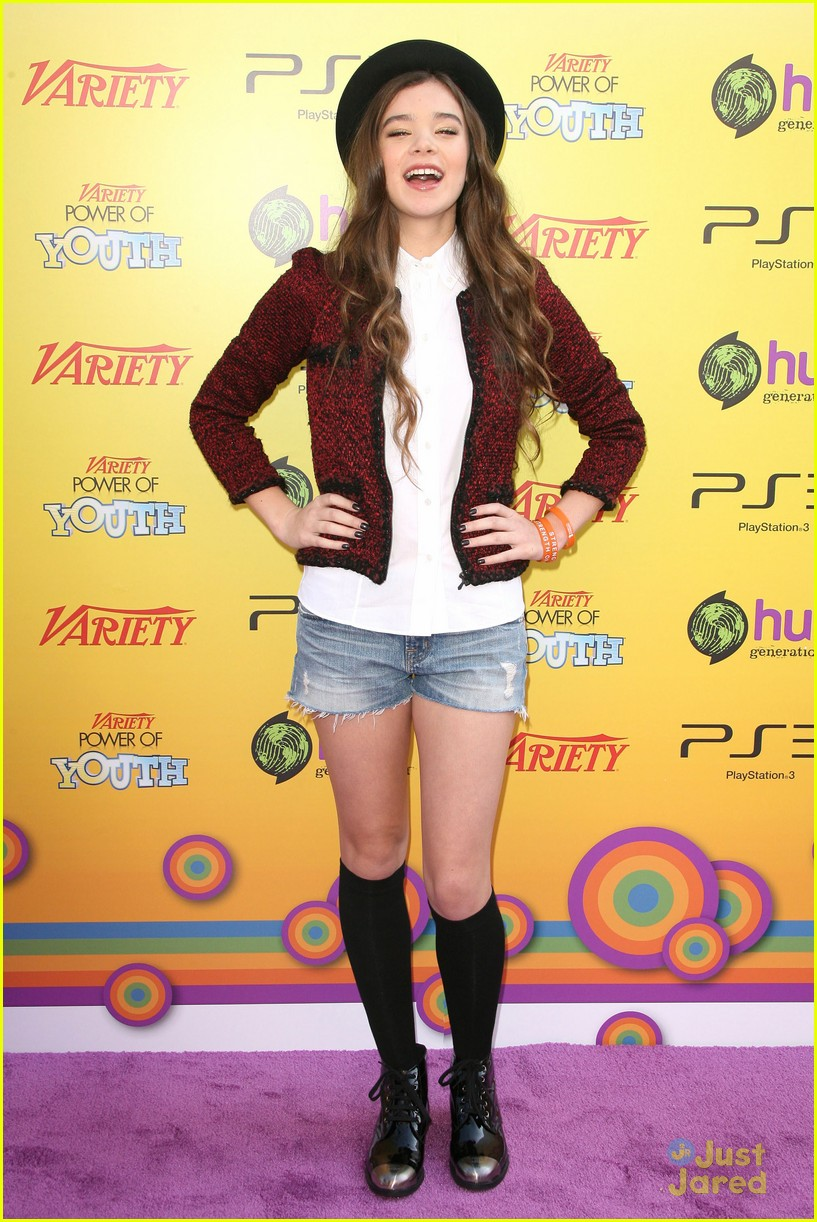 hailee steinfeld power youth 14