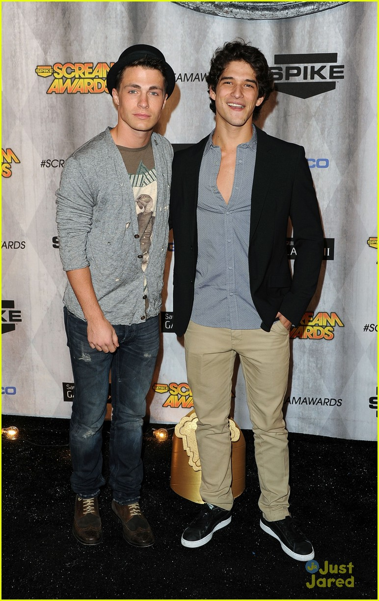 colton haynes tyler posey scream awards 2011 01