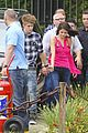 Justin-selena selena gomez justin bieber helicopter brazil 03