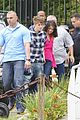 Justin-selena selena gomez justin bieber helicopter brazil 13