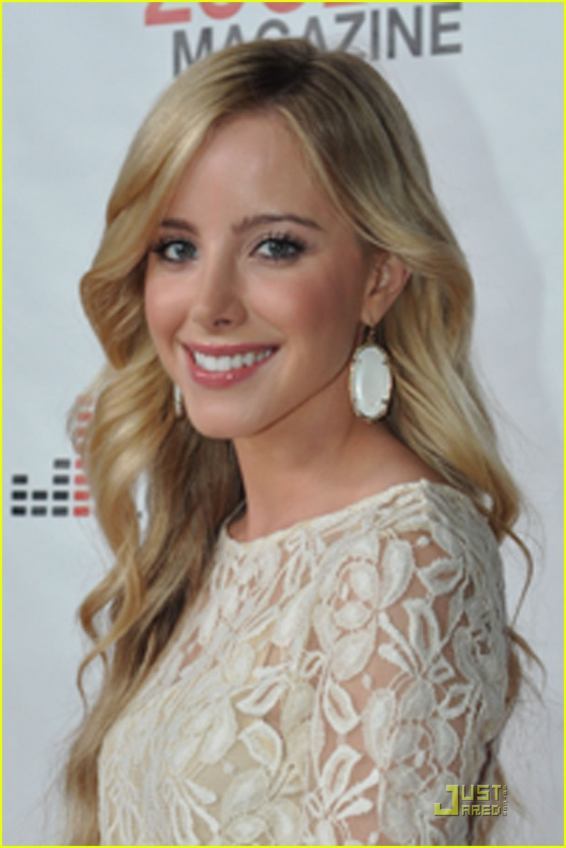 megan park malese zooey party 01